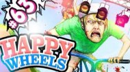 DANCING IN HAPPY WHEELS!