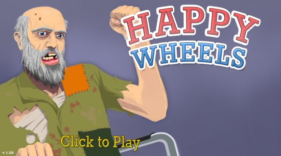happy wheels the game free to play