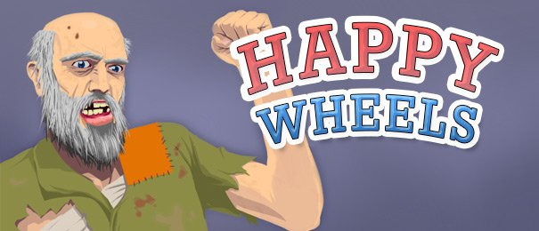 a free game of happy wheels